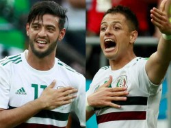 Fifa World Cup Mexico South Korea Match Live Updates