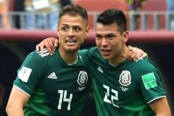 South Korea Vs Mexico World Cup Match