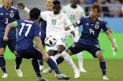 Six Yellow Cards Send Off Senegal