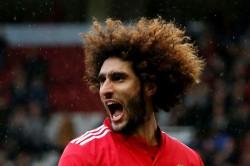Marouane Fellaini Sign New United Deal