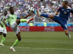World Cup Nigeria Iceland Match Review