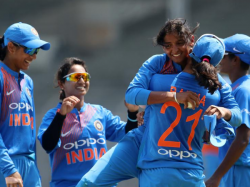 India Beats Thailand In Womans Asia Cup Cricket