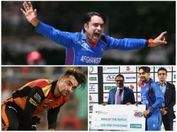 Several Records Hold By Afganistan Teen Sensation Rashid Khan