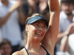 French Open Rafael Nadal Sharapova Advance
