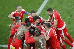 World Cup Switzerland Costa Rica Match Review