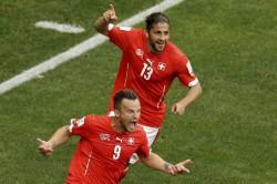 Switzerland Vs Costa Rica World Cup Match