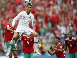 World Cup Portugal Morocco Match Review