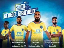 Kerala Blasters Will Face Melbourne City In La Liga World First Match
