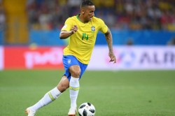 Danilo Out Of World Cup