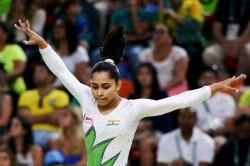 Dipa Karmakar Win Gold In Gymnastics