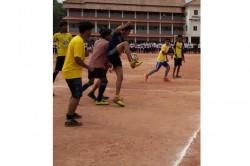 Golden Goals Students Football Match