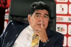 Fifa Rebukes Diego Maradona