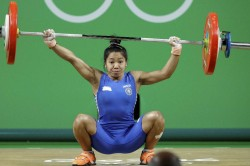 Asian Games 2018 Mirabai Chanu