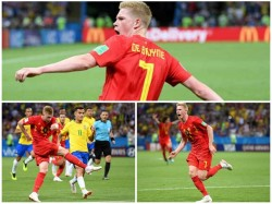 Brazil Did Not Know What To Do In First Half Says Debruyne