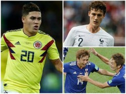 Breakout Stars Of Russian World Cup Football