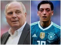 Bayern Munich President Blasts Mesut Ozil