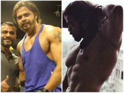 Former Player Sreesanth In Beast Mode After Flaunts Amazing Body