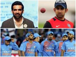 Gambhir And Zaheer Predicts India England Test Series Result