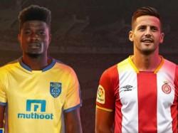 Kerala Blasters Girona Fc Match In La Liga World