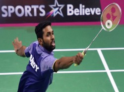Thailand Open Hs Prannoy P Kashyap Moved To Second Round