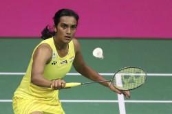 Thailand Open Pv Sindhu Enter Quarter Finals