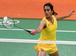 Indonesia Open Badminton Pv Sindhu Hs Prannoy Enter Quarters