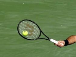 Wheelchair Tennis Player Madhusudhan
