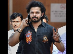 S Sreesanth Returns To The Cricket Field