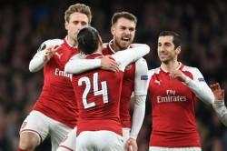 Arsenal Beat Chelsea Lyon Beat Benfica