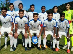 Indian Under 16 Football Team Beats Cameroon In Friendly