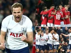 Premier League Tottenham Hotspur Beat Manchester United