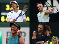 Us Open Tennis First Day Results