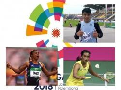 Asian Games 2018 Indias Top Medal Contenders