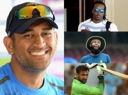 Seven Cricketers Who Might Retire After The 2019 World Cup