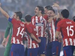 Uefa Super Cup Atletico Madrid Beat Real Madrid