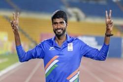 Asian Games 2018 Jinson Johnson Wins Gold