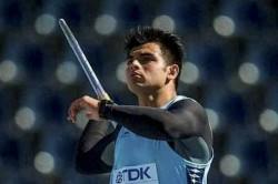 Asian Games 2018 Neeraj Chopra Named Indias Flag Bearer