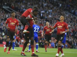 Premier League Opening Game Manchester United Beat Leicester City