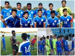 Indian Under 16 Team Thrashed Yemen In Waff Championship