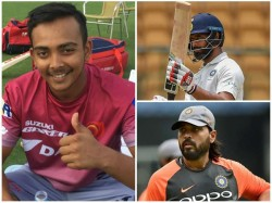 India Announce Squad For Final Two Test Matches Against England
