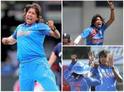 Indian Pacer Jhulan Goswami Retires From International T