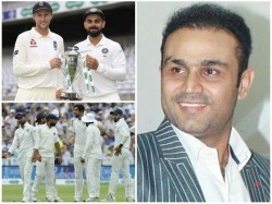 Virender Sehwag Predicts India England Test Series