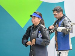 Asian Games 2018 Apurvi Chandela