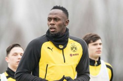 Usain Bolt Shifts Focus To Asian Football