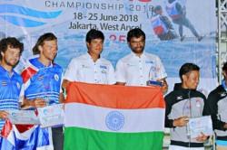 Asian Games 2018 India Win Bronze In Sailing