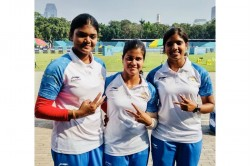 Asian Games 2018 Indian Archery Teams