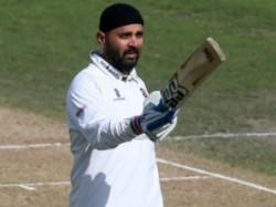 Murali Vijay Scores Century In County Debut