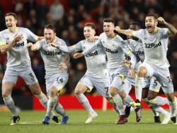Manchester United Crashed Out Of Carabao Cup Football