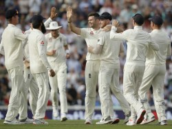 India England Final Test Match Fourth Day