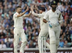India England Final Cricket Test Second Day